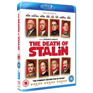 Prizes Everyday Win The Death Of Stalin On Blu Ray